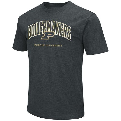 Men's Purdue Boilermakers Wordmark Tee