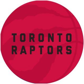 Toronto Raptors Padded Swivel Bar Stool