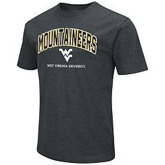 Men's West Virginia Mountaineers Wordmark Tee