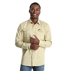 Men's Wrangler Starfish Snap-Front Western Shirt
