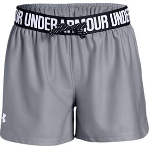 920598968 Regular. $20.00. Girls Under Armour Play Up Solid Shorts