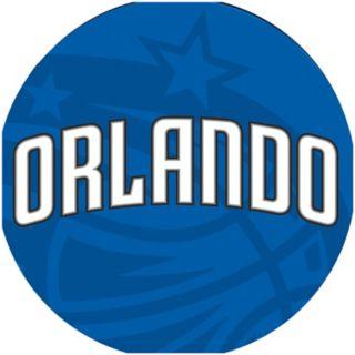 Orlando Magic Padded Swivel Bar Stool with Back