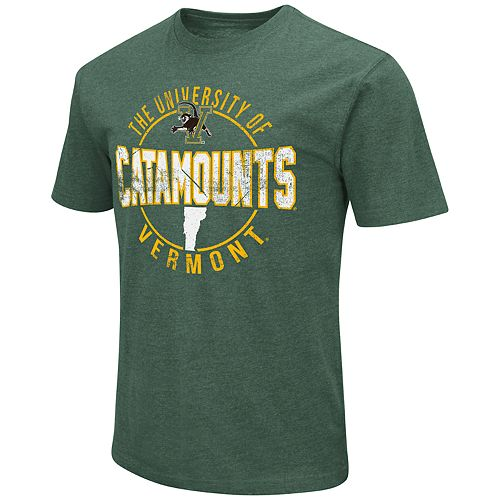 Men's Vermont Catamounts Game Day Tee