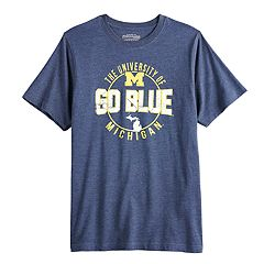 Men's Michigan Wolverines Game Day Tee