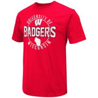 Men's Wisconsin Badgers Game Day Tee