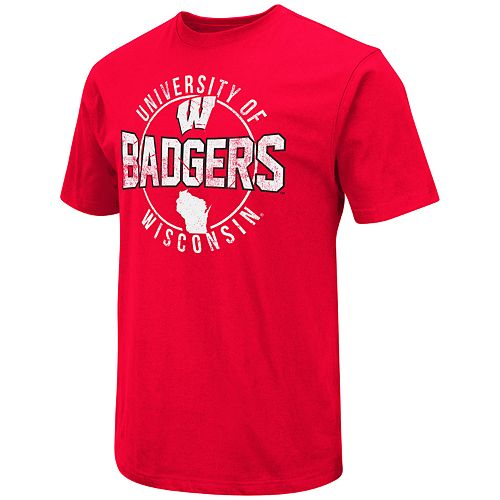 Men's Wisconsin Badgers Game Day Tee