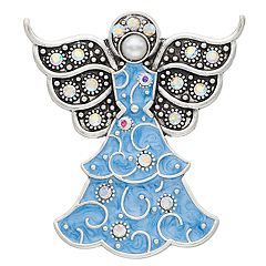 Blue Angel Pin