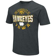 Men's Iowa Hawkeyes Game Day Tee