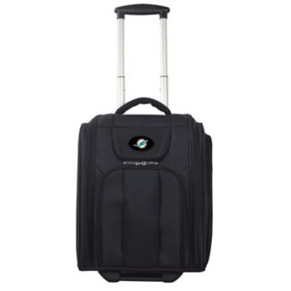 Miami Dolphins Wheeled Briefcase Luggage