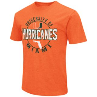 Men's Miami Hurricanes Game Day Tee