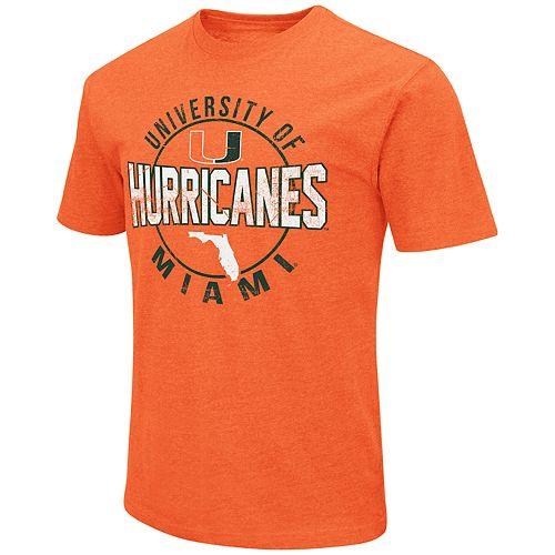 Men's Miami Hurricanes Game Day Tee