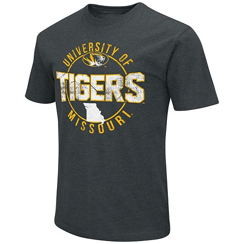 Men's Missouri Tigers Game Day Tee