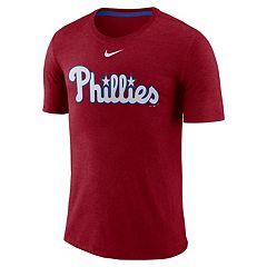59b62e6d6ac8f Nike Men s Philadelphia Phillies Burnout Raglan Tee
