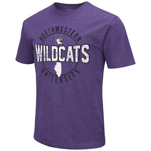 Men's Northwestern Wildcats Game Day Tee