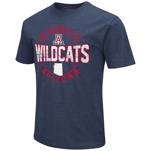 Men's Arizona Wildcats Game Day Tee