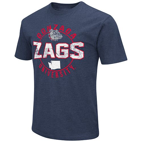 Men's Gonzaga Bulldogs Game Day Tee
