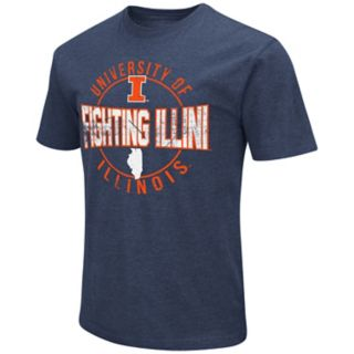 Men's Illinois Fighting Illini Game Day Tee