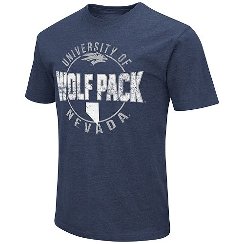 Men's Nevada Wolf Pack Game Day Tee
