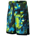 Boys 8-20 Nike Printed Training Shorts
