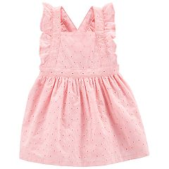 9b6155c7e96 Baby Girl Carter s Embroidered Eyelet Dress