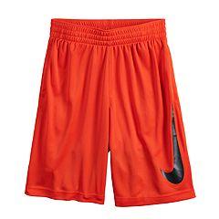 Boys 8-20 Nike Side-Stripe Shorts