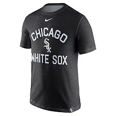 Men's Nike Chicago White Sox Dri-Fit Slub Tee