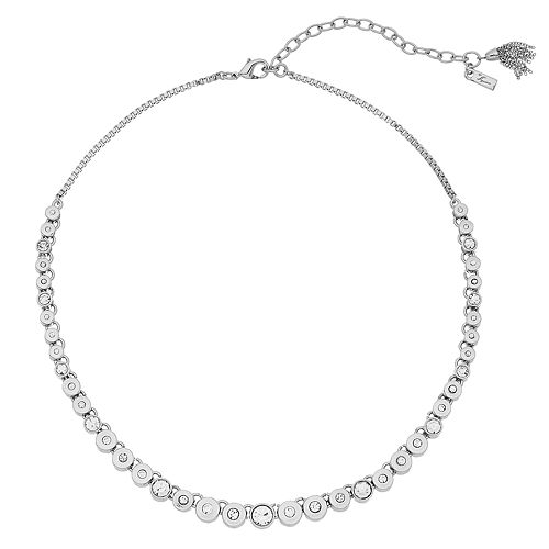 Simply Vera Vera Wang Simulated Crystal Necklace