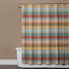 Saturday Knight, Ltd. Kochi Stripe Shower Curtain