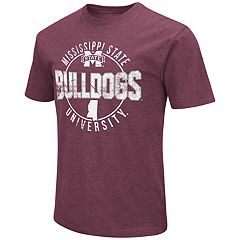 Men's Mississippi State Bulldogs Game Day Tee