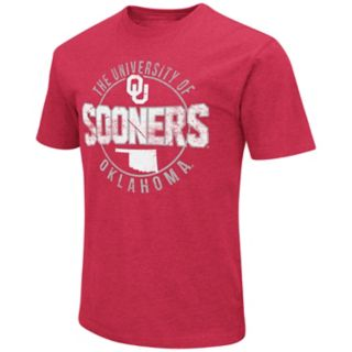 Men's Oklahoma Sooners Game Day Tee
