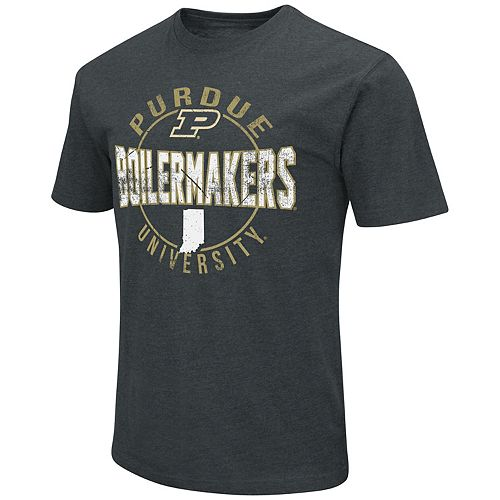 Men's Purdue Boilermakers Game Day Tee