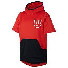 77ff64931da1 Graphic Softest Fleece Pullover. (1) · Boys 8-20 Nike Spotlight Top