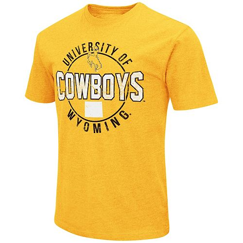 Men's Wyoming Cowboys Game Day Tee