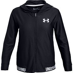 Girls 7-16 Under Armour Play Up Hood Jacket