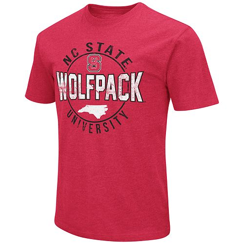 Men's North Carolina State Wolfpack Game Day Tee