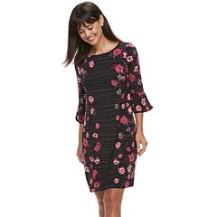 Women's ELLE™ Print Shift Dress