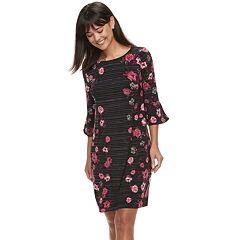 Women's ELLE™ Print Shift Dress