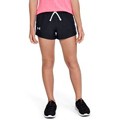 5a536481 Girls 7-16 Under Armour Sprint Solid Shorts