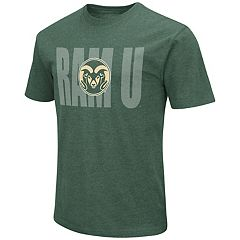 Men's Colorado State Rams Motto Tee