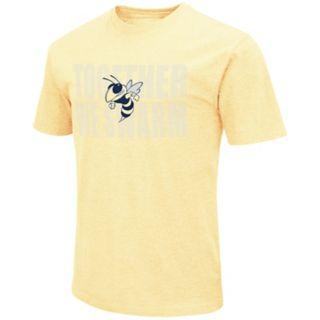 Men's Georgia Tech Yellow Jackets Motto Tee