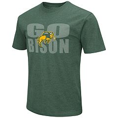 Men's North Dakota State Bison Motto Tee