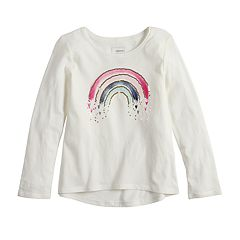 Girls 4-12 SONOMA Goods for Life™ Embellished Graphic Tee