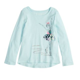 Girls 4-12 SONOMA Goods for Life? Embellished Graphic Tee