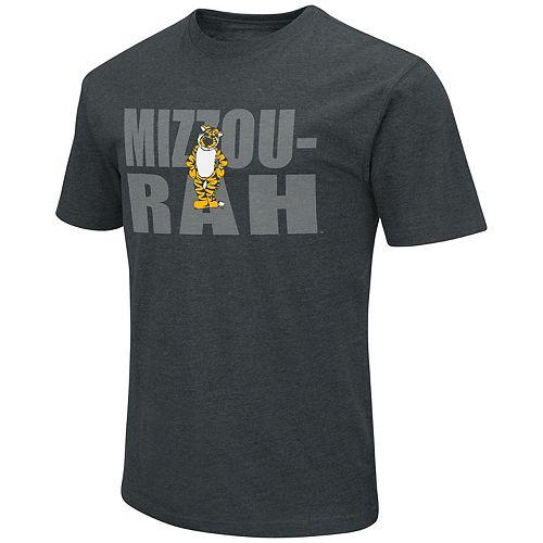 Men's Missouri Tigers Motto Tee