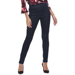 Women's ELLE™ Pull-On Skinny Jeans