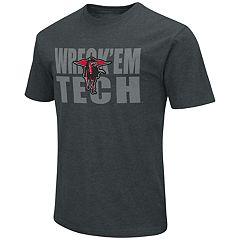 Men's Texas Tech Red Raiders Motto Tee