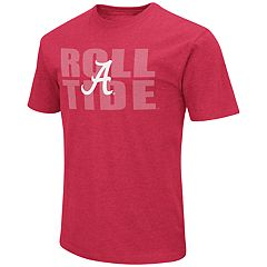 Men's Alabama Crimson Tide Motto Tee