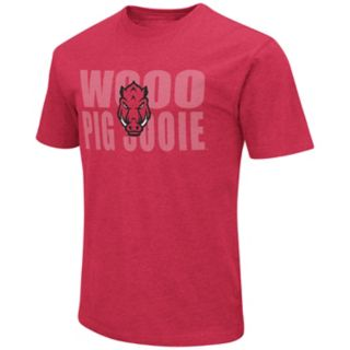 Men's Arkansas Razorbacks Motto Tee
