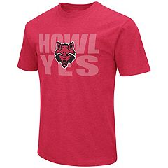 Men's Arkansas State Red Wolves Motto Tee