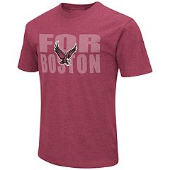 Men's Boston College Eagles Motto Tee